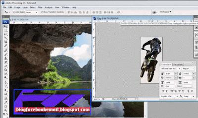 Cara Menggabungkan Foto/Gambar Jadi Satu di Photoshop ...