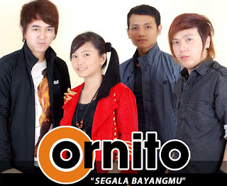 Lirik : Ornito - Segala Bayangmu