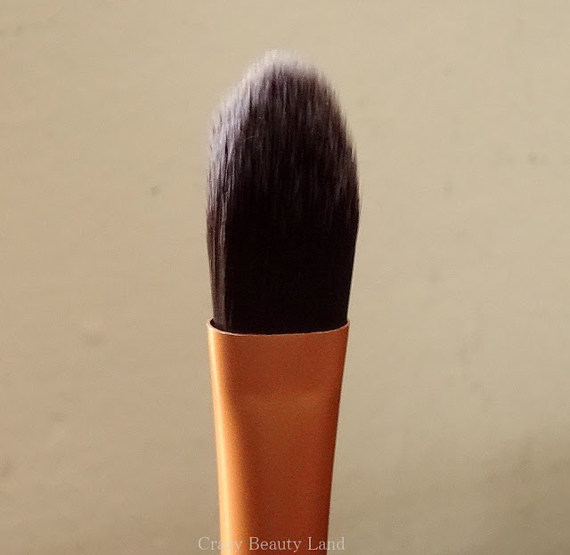 Makeup Tools Review : Real Techniques by Sam & Nic Chapman Core Collection Set - Pointed Foundation Brush Review