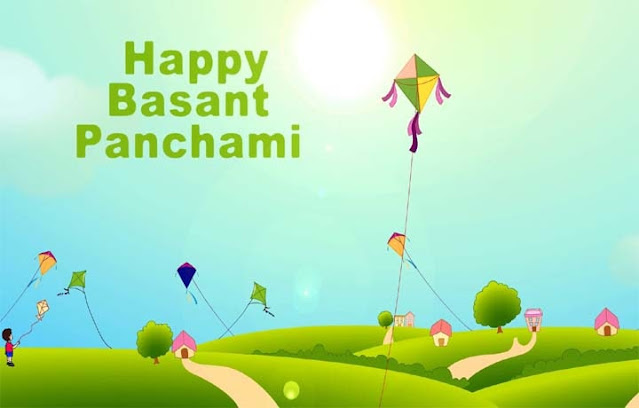 Basant panchami wishes sms quotes images in hindi