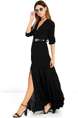 propuestas de Vestidos Largos