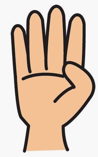 اصبع كرتون