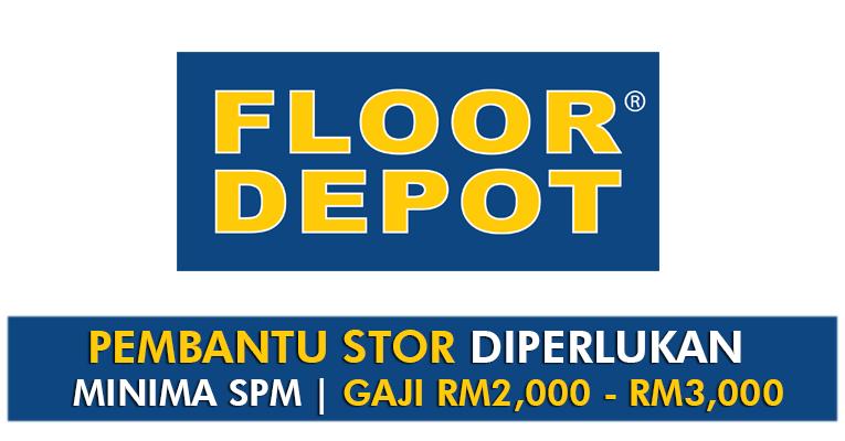 Jawatan Kosong di Floor Depot