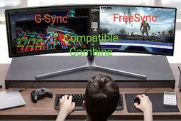 Cara Mengaktifkan fitur G-Sync Pada Monitor FreeSync