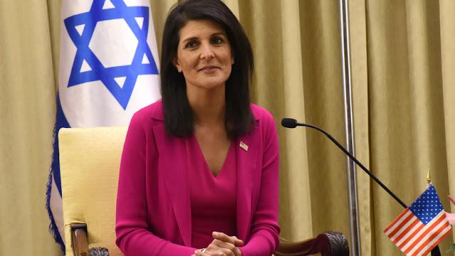 EE.UU. invita a una fiesta a los 'amigos' que rechazaron la resolución de la ONU sobre Jerusalén