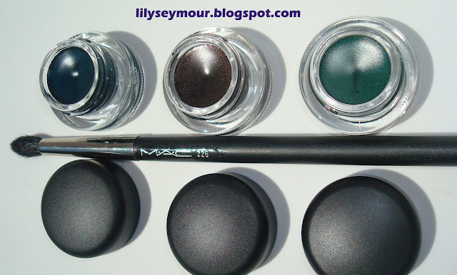 Mac Midnight Blues, Avenue and Dark Envy Fluidlines