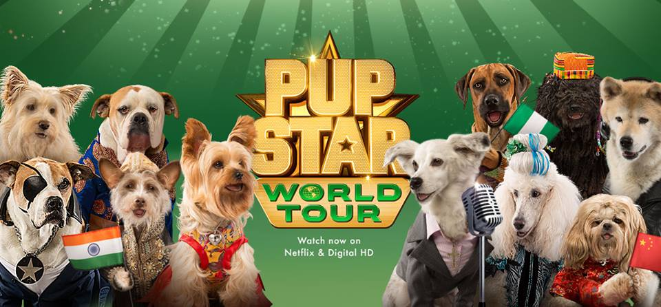cdbba2812fa Pup Star  World Tour on Netflix