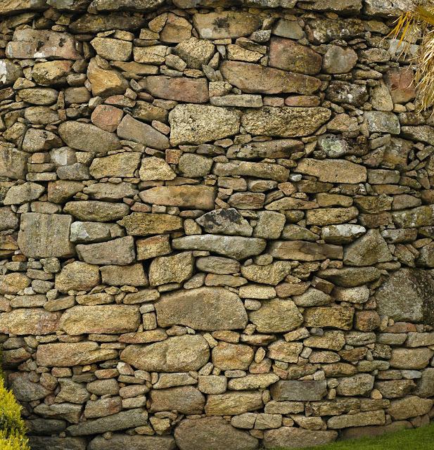 Stone basement texture