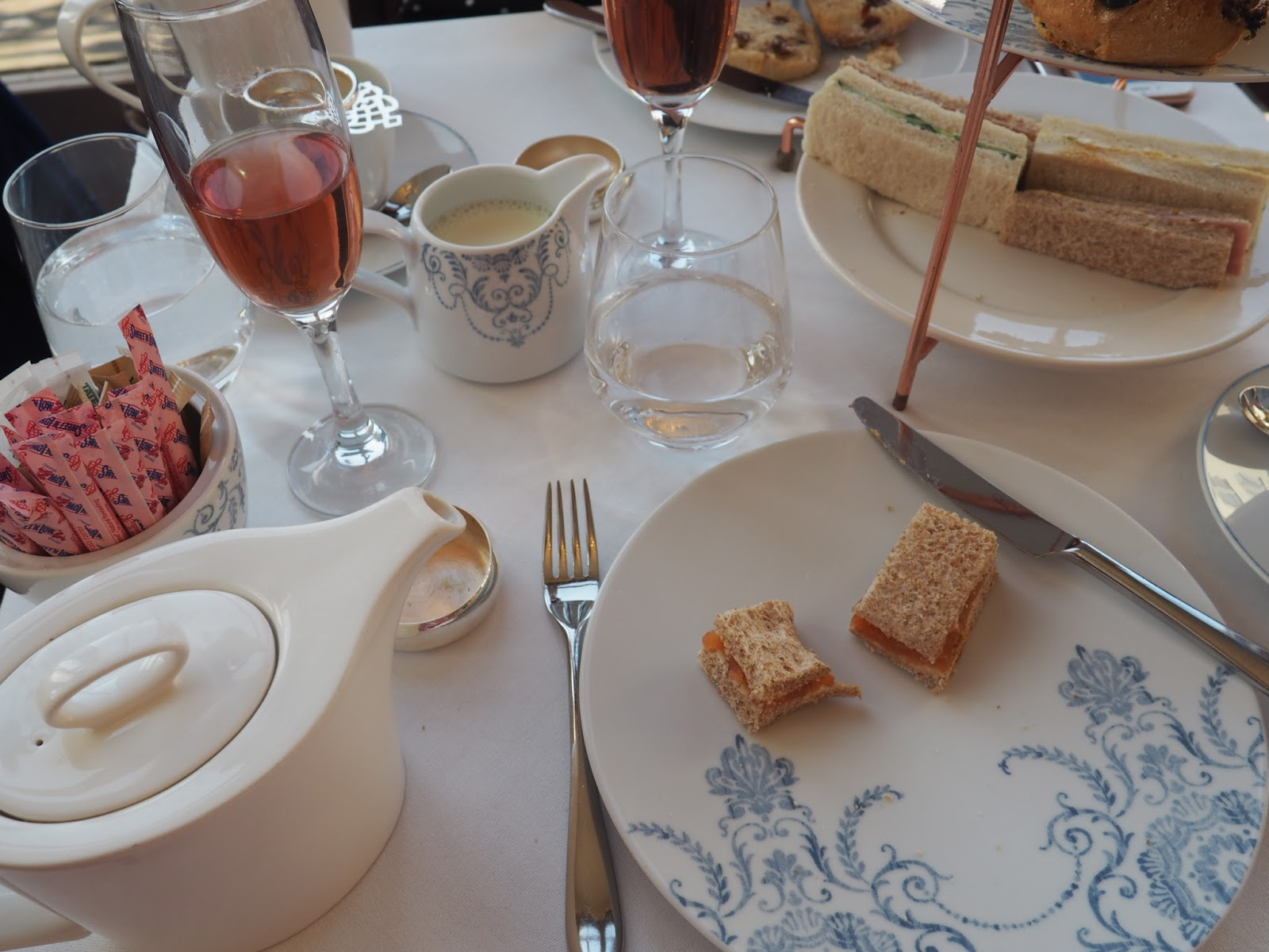 afternoon tea at amba hotel wowcher