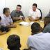 Wilker Barreto (PHS-AM), se reuniu com o titular da Secretaria Municipal de Infraestrutura (Seminf), vice-prefeito Marcos Rotta (PSDB-AM), para encaminhar demandas comunitárias relacionadas a serviços de infraestrutura.