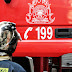 Οι πρώτες εικόνες από την πυρκαγιά στο Βαρνάβα