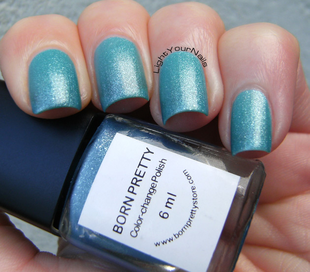 BornPrettyStore Color-change Polish n. 110