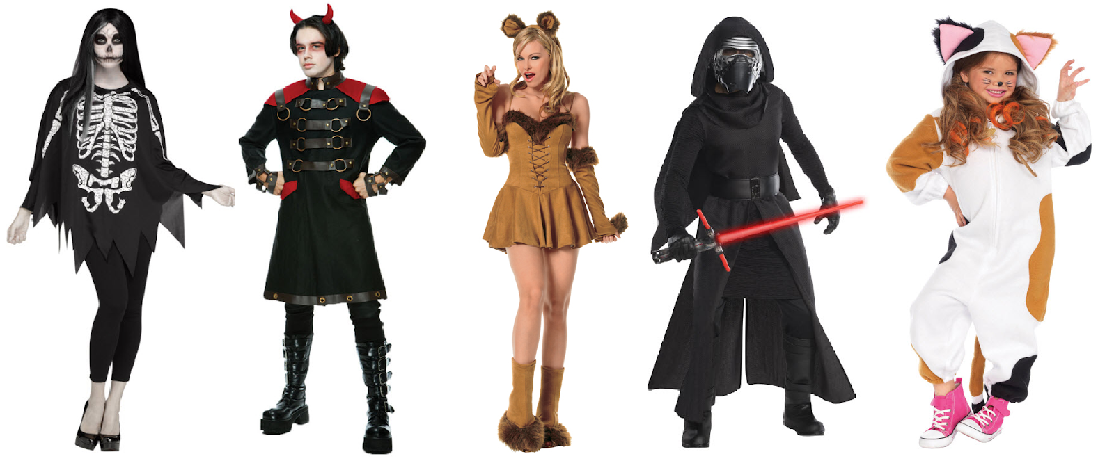 discover newest dresses on this halloween