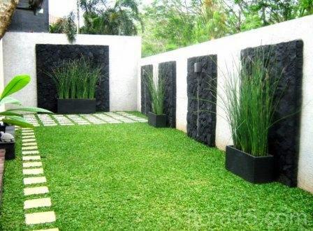 49+ terpopuler tips dekorasi taman rumah, dekorasi taman
