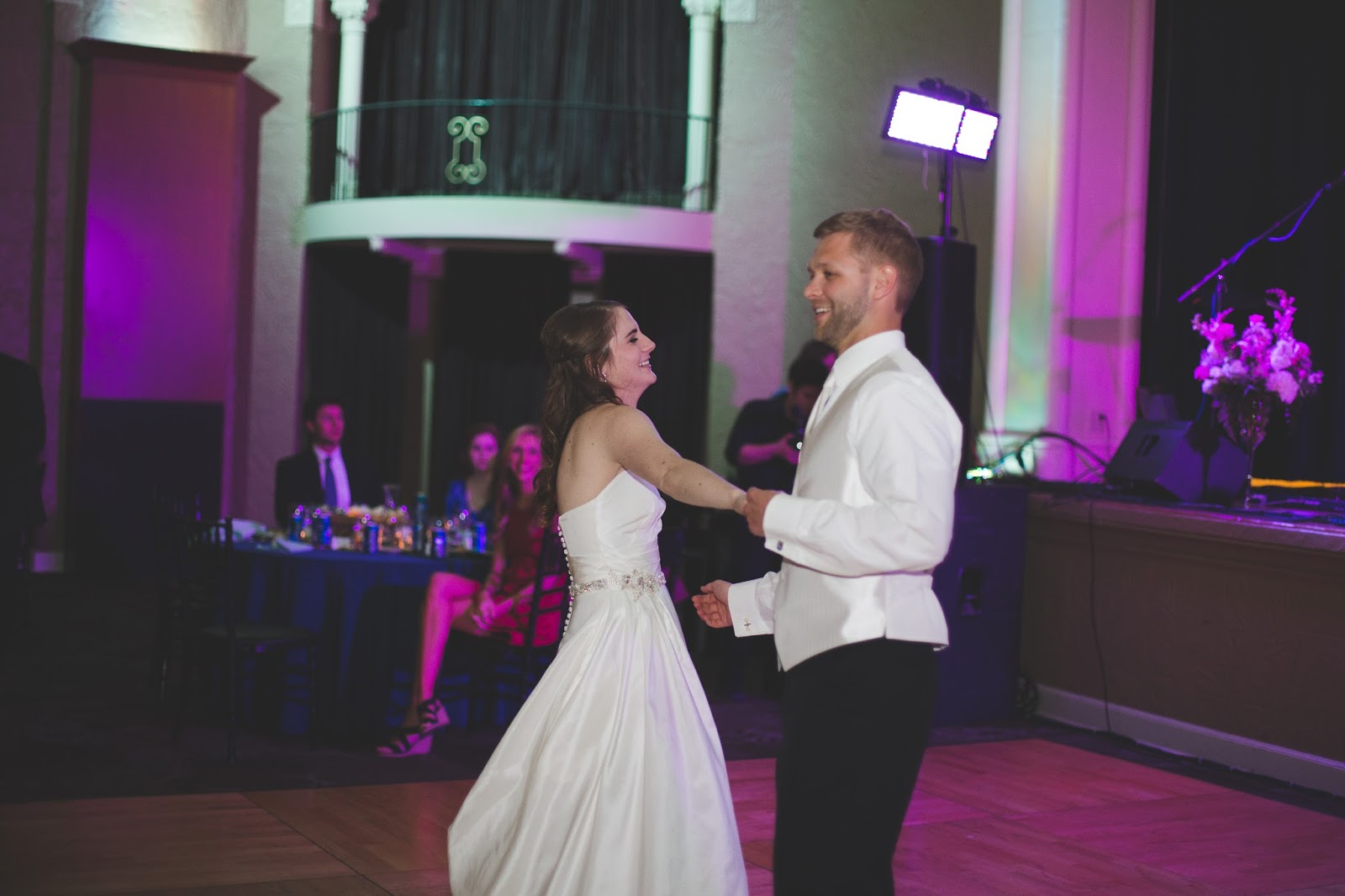 pictures of your first dance | a memory of us