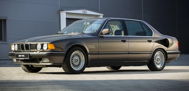 1987 BMW 750iL Goldfish V16 Project | All Tuning Cars New Zealand