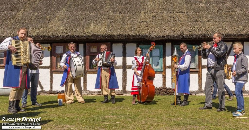 Kaszubska Orkiestra na Czarnym Weselu w Klukach