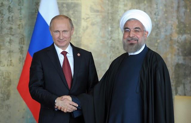 Bölgesel Oyuncuların Hamle Savaşı: İran ve Rusya Örneği