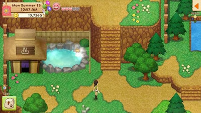 Cara memancing di Harvest Moon Light of Hope