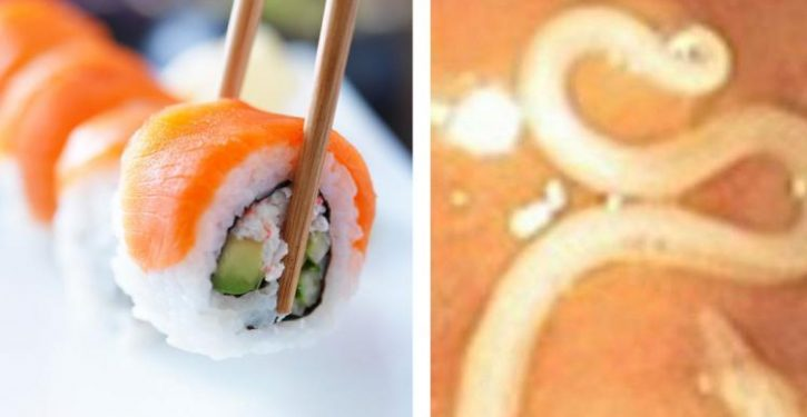Bad News For Sushi Lovers
