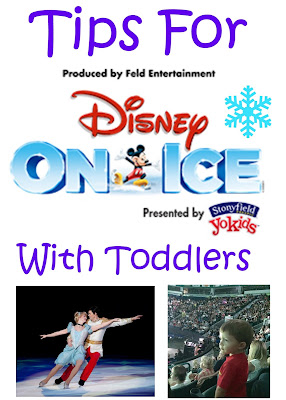 Tips for Taking Kids to Disney on Ice for the First Time