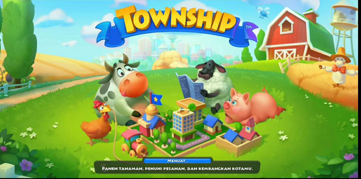 Township Mod Apk Unlimited Money New Version For Android