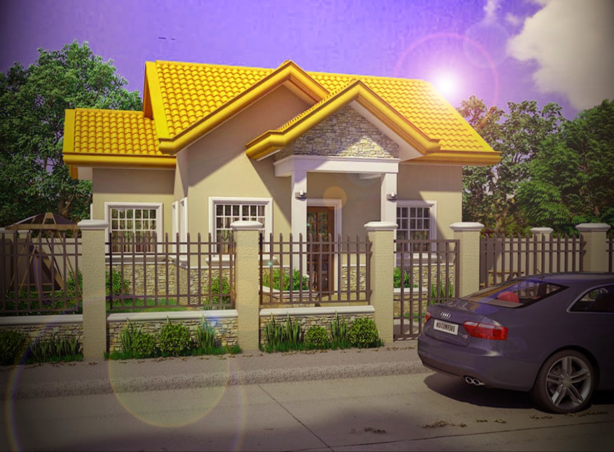 desain rumah minimalis 1 lantai 1a
