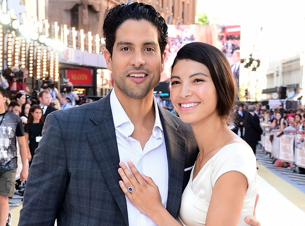 Adam Rodriguez Marries Grace Gail in Italy