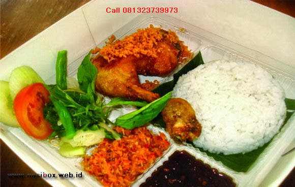 Nasi box catering ciwidey
