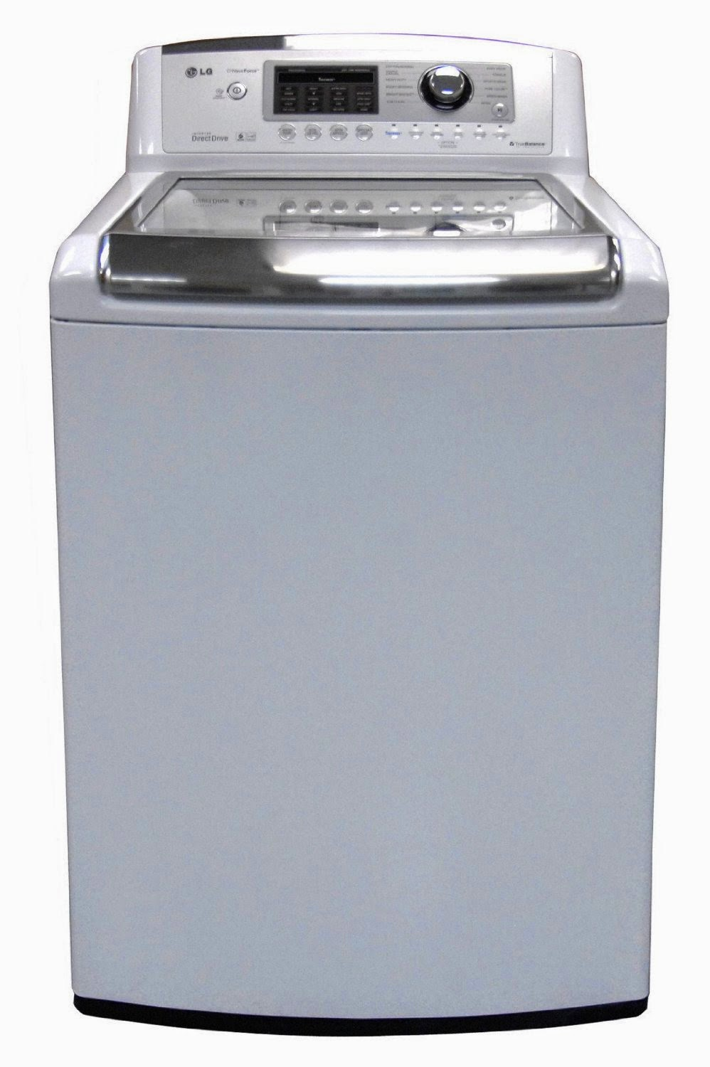 Lg High Efficiency Top Load Washer