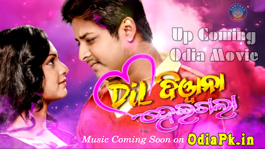 DIL DIWANA HEIGALA Odia Movie Cast,Crew,Wallpaper