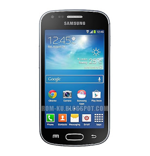 Firmware Samsung Galaxy Trend Plus GT-S7580 Indonesia