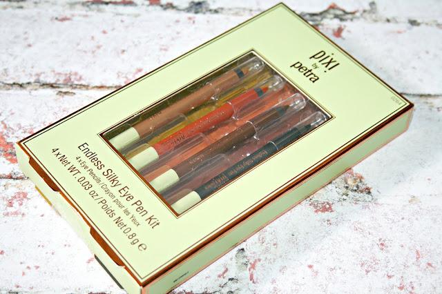 Pixi by Petra Endless Silky Eye Pen Kit