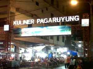 Kuliner Indonesia - Pagaruyung