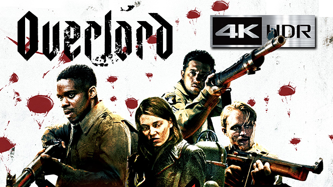 Operación Overlord (2018) REMUX 4K UHD [HDR] Latino-Castellano-Ingles