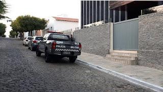Prefeito e vereador de Caicó são presos em operação do Ministério Público do RN