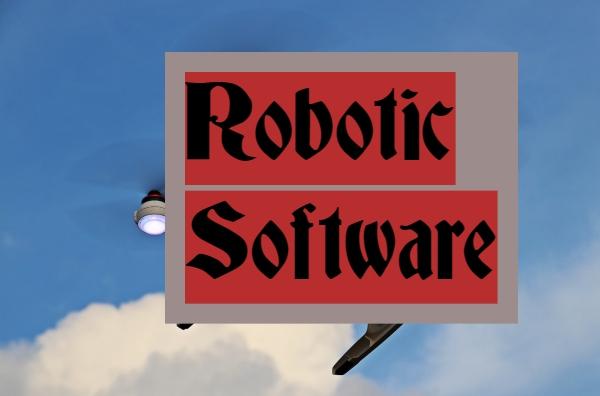 robotic software