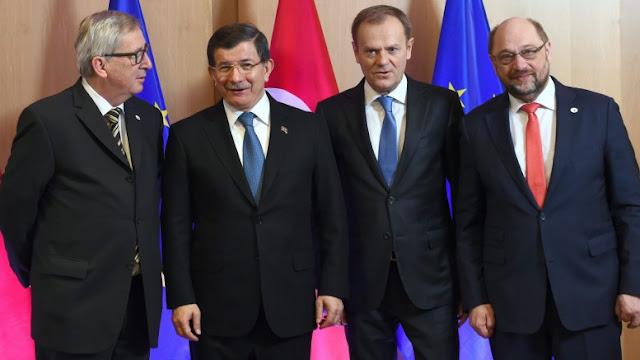 Στον αέρα η συμφωνία ΕΕ - Τουρκίας, λόγω των εκβιαστικών απαιτήσεων της Άγκυρας;