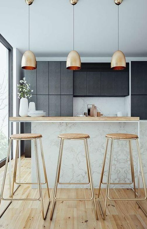 minimalist kitchen design idea