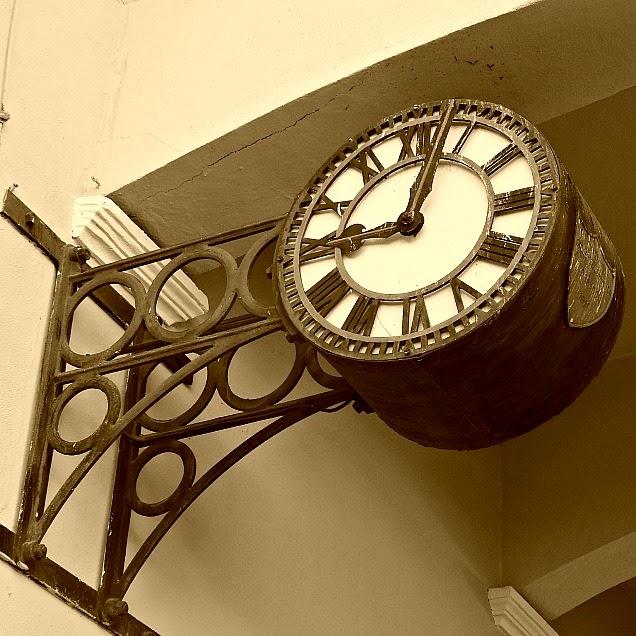 Relógio da Western Telegraph, Florianópolis