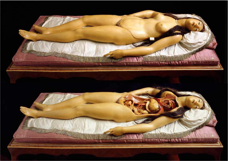 Dark Fetish Paintings & Nude Drawings of Goth Emo Girls