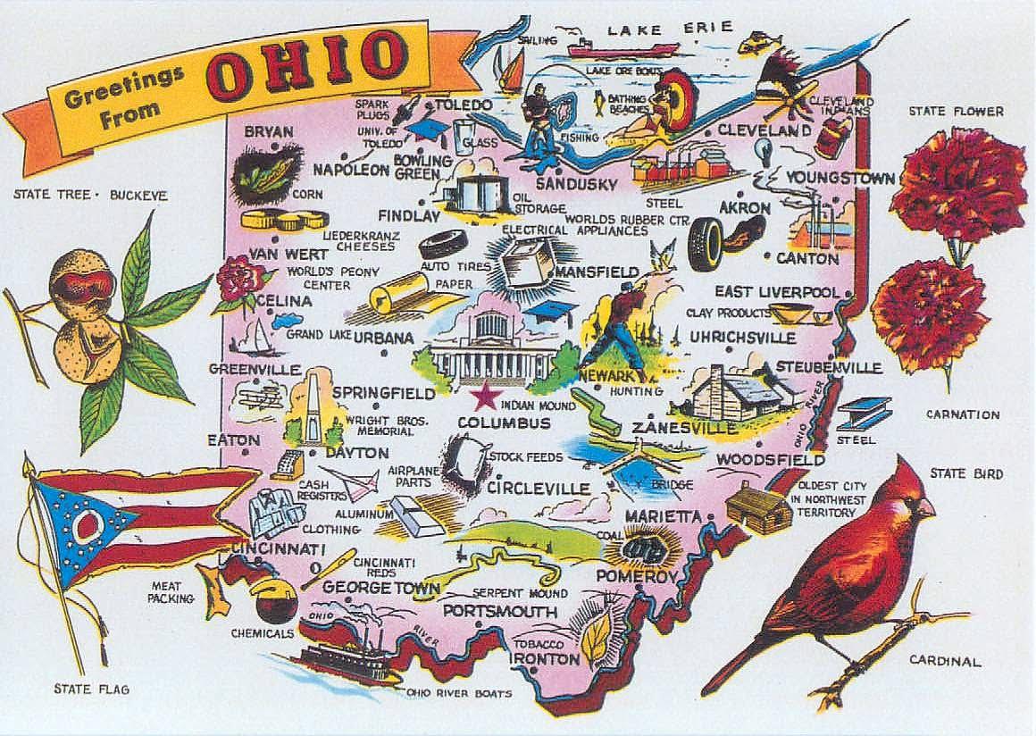 Gehio It S Ohio Statehood Day Now About That Flag