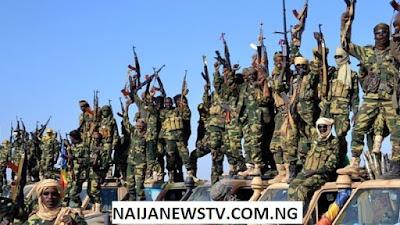 boko haram kills 30 nigerian soldiers at military base zari village
