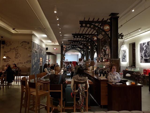 Stoneacre brasserie-Newport