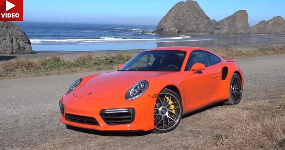 2017 Porsche 911 Turbo S Is The One Supercar To Do It All