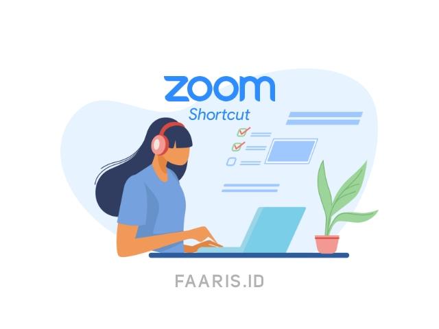 25+ Daftar Lengkap Shortcut Zoom Meeting untuk Windows