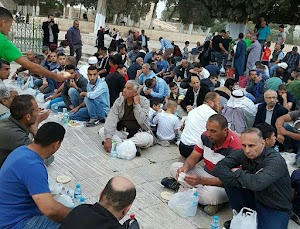 Selama Ramadhan, Israel Izinkan 150 Ribu Muslim Palestine Masuk ke Aqsha