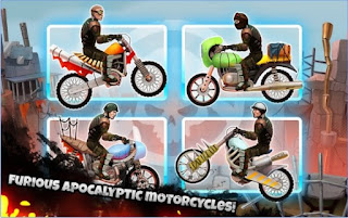 Download Mad Road: Apocalypse Moto App