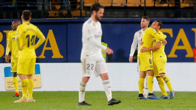Hasil Liga Spanyol: Villarreal Vs Madrid Selesai 2-2