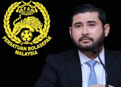 "Khairy Jamaluddin Sifatkan Konspirasi Singkir TMJ Sebagai Presiden FAM Sebagai ""Kerja Gila"""